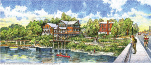 Winchester Downtown Renovation Waterfront