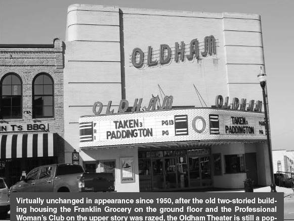 Oldham Movie Theater