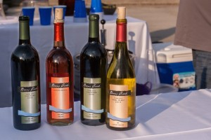 Beans Creek Wine at Farm to Table